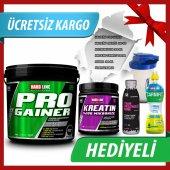 Hardline Progainer Karbonhidrat Kilo Aldırıcı 5000gr + Kreatin