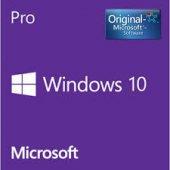 Microsoft Windows 10 Pro Dijital İndirilebilir Lisans Key