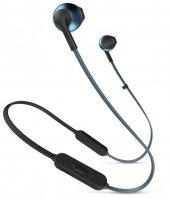 Jbl T205bt Bluetooth Kulakiçi Kulaklık Mavi