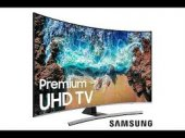 Samsung 55nu8500 140 Ekran Uhd Curved 4k Smart Wifi Led Tv