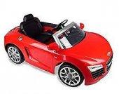 Sunny Baby Audi R8 Spyder Kumandalı Akülü Araba Kırmızı