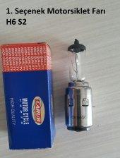 Hs2 S2 Motorsiklet H6 12v 35w Ampul