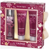 Caudalie The Des Vignes Energizing Fragrance 50 Ml Yasemin Ve Zencefil Aromalı Parfüm