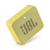 Jbl Go 2 Taşınabilir Su Geçirmez Bluetooth Hoparlör Sarı