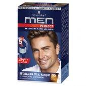 Schwarzkopf Men Perfect Erkeklere Özel Saç Boyası 50 Açık Kahve