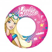 Bestway Barbie 56cm Çocuk Can Simidi
