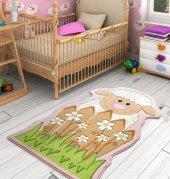 Confetti Çocuk Odası Anaokulu Oyun Halısı Little Sheep