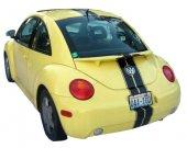 Volkswagen Beetle 1999 2014 Ledli Spoiler (Plastik)