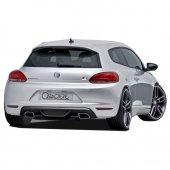 Volkswagen Scirocco 2009 2014 Caractere Spoiler (Fiber)
