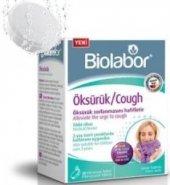 Biolabor Öksürük Cough Efervesan 20 Tablet