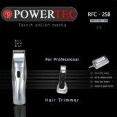 Powertec 258 Sakal Traş Makinesi Hassas Kesme Özelliği