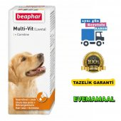 Beaphar Laveta Multi Vit Carnitine Köpek Vitamini 50 Ml