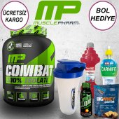 Musclepharm Combat 100 İsolate Protein Tozu 2268 Gr