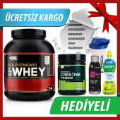 Optimum 100 Whey Gold Protein Tozu Ve Creatine Paket