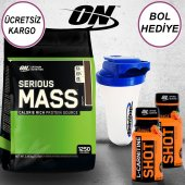 Optimum Serious Mass Gainer 5450 Gr Karbonhidrat