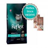 Reflex Plus Tavuklu Kısırlaştırılmış Kedi Maması 15 Kg
