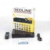 Redline Ts 5000 Uydu 12 Ay Filbox Akıllı Kumanda Wifi Anten