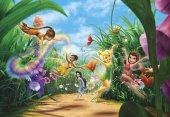 8 466 Komar Fairies Meadow (Perili) Çocuk Odası Duvar Kağıdı