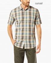 Dockers Erkek Kısa Kollu Gömlek 67441 0037+41
