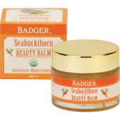 Badger Balm Seabuckthorn Beauty Balm 28 Gr Güzellik Balmı