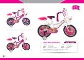 16 Jant Prenses Kız Çocuk Bisikleti (Sport 16 45)