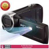 Sony Hdr Pj410 Dahili Projektörlü Full Hd Video Kamera