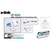 S Link Ip 502 Ipod Iphone Ipod Hdmı+av Konnektör