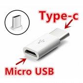 Type C Usb To Usb Dönüştürücü İçin Otg Beyaz Renk