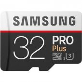 Samsung Pro Plus 32gb Micro Sd Hafıza Kartı 4k U3 100 90mb S (Mb