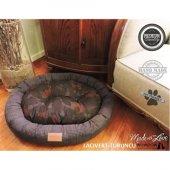 Wowpaw Donut New Kedi Köpek Yatağı 80x60x15 Lacive...