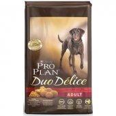 Pro Plan Duo Delice Taze Parça Etli Yetişkin Köpek Maması 2,5 Kg