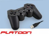 Platoon Pl 2596 Pc Analog Dual Shock Game Pad Oyun Kolu