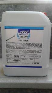 Bayer Kimya Antibakteriyel Sıvı El Sabunu Dez 104 20 Kg