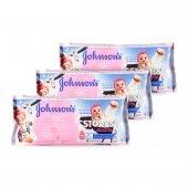 Johnson Baby Losyonlu 56 Lı Islak Mendil 3lü Paket