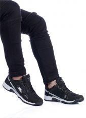 Jg Siyah Renk Spor Ayakkabı