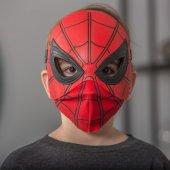 Spiderman Maske Film Özel Lisanslı