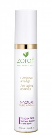 Zorah C Nature Anti Aging Complex Yaşlanma Karşıtı Serum 50 Ml