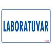 Pvc İş Güvenliği Levhası Laboratuvar
