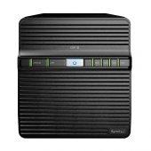 Synology 4x Ds416j Marvell Dc 1.3ghz 512mb Glan Usb 3.0 Raid Nas Server (Disksiz) (32tb Kapasite)