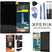 Sony L39h Xperia Z1 Lcd Ekran Ve Dokunmatik Panel