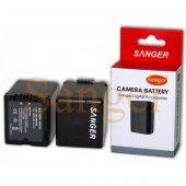 Sanger Panasonic Vbg260 Batarya Pil Pil