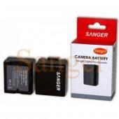 Sanger Panasonic Vbk360 Batarya Pil Pil