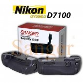 Nikon Sanger Nikon D7100 Battery Grip