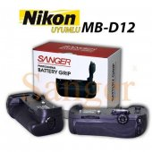 Nikon Sanger Nikon Mb D12 Battery Grip