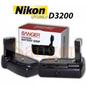 Nikon Sanger Nikon D3200 Battery Grip