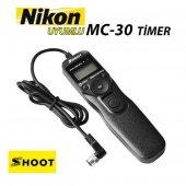 Nikon Shoot Mc 30 Timer Uzaktan Kumanda