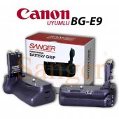 Canon Sanger Bg E9 Battery Grip