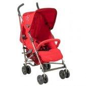 Sunny Baby 710 Montes Baston Bebek Arabası Kırmızı