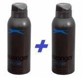 Slazenger Active Sport Mavi Deodorant 150 Ml Erkek Deo 2 Adet