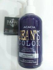 Jeans Color Su Bazlı Amonyaksız Saç Boyası Eflatun 250ml.